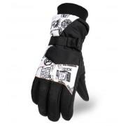 Горнолыжные перчатки Teen Titans
