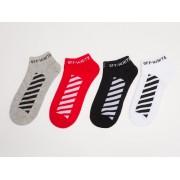 Носки короткие OFF-WHITE - 4 пар