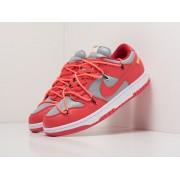 Кроссовки Nike SB Dunk Low  x OFF-White