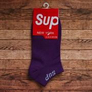 Носки короткие Supreme