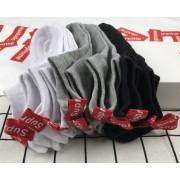 Носки короткие Supreme - 6 пар