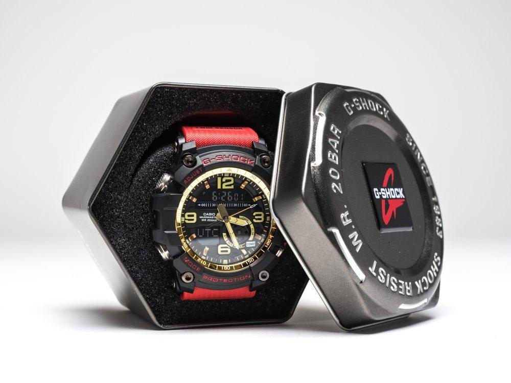 Часы Casio G-Shock GG-1000 / 10014
