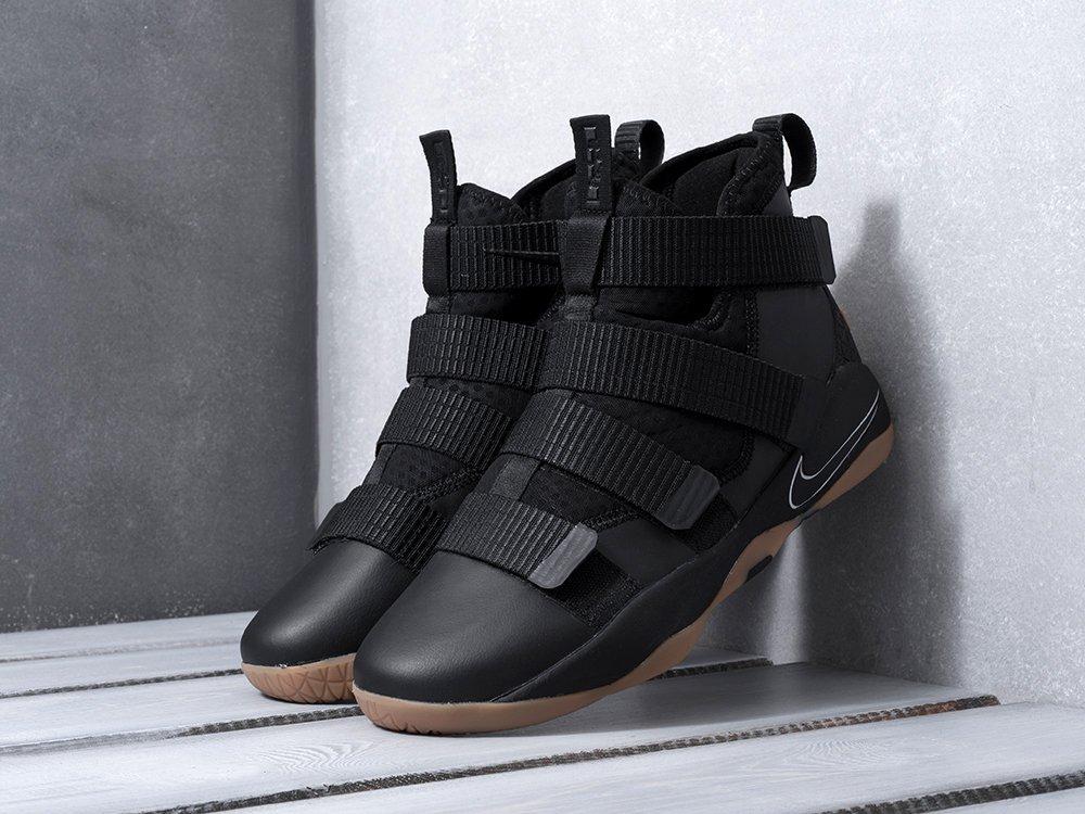 Кроссовки Nike Lebron Soldier 11 (10369)