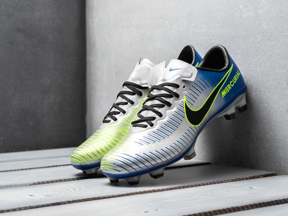 Футбольная обувь Nike Mercurial Vapor XI Neymar FG / 10482