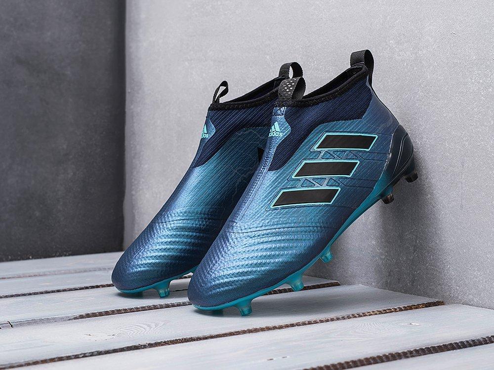 Футбольная обувь Adidas ACE 17+ Purecontrol FG / 10503