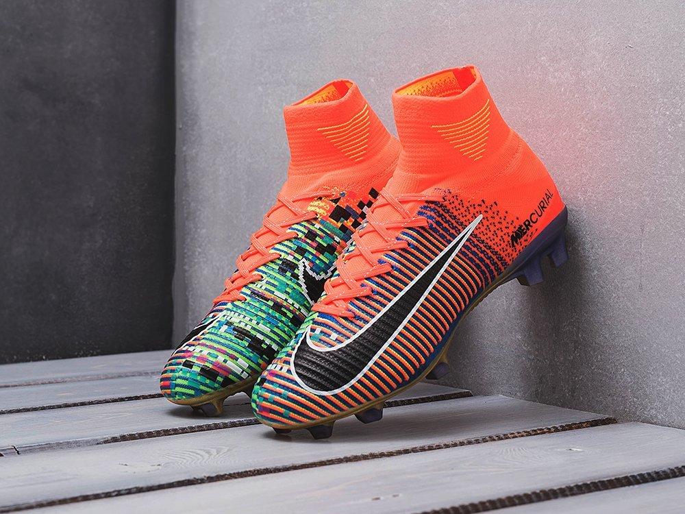 Футбольная обувь NIke Mercurial x EA SPORTS FG / 10509