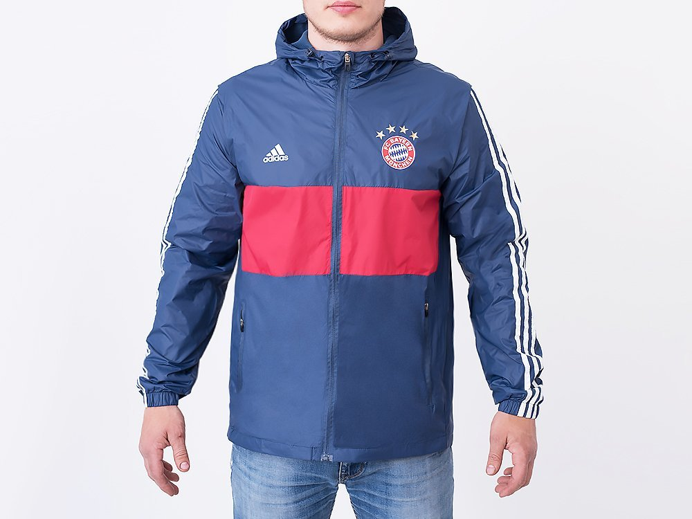 Ветровка Adidas FC Bayern Munchen / 10545