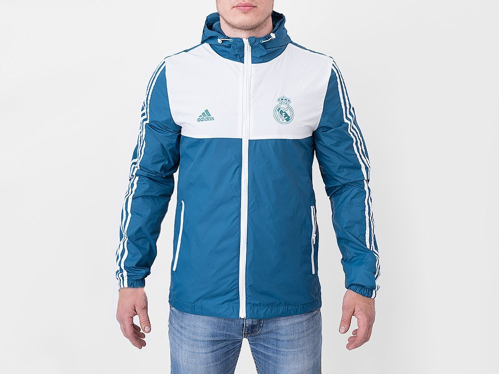 Ветровка Adidas FC Real Madrid / 10546