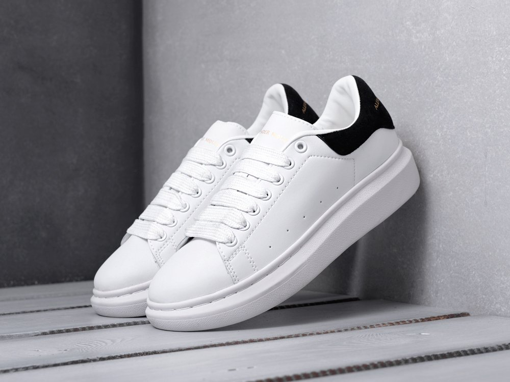 Кроссовки Alexander McQueen Lace-Up Sneaker (10839)