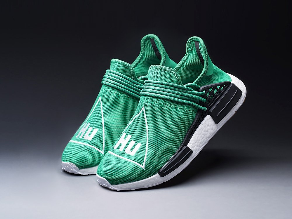 Кроссовки Adidas Nmd x Pharrell Williams (11029)