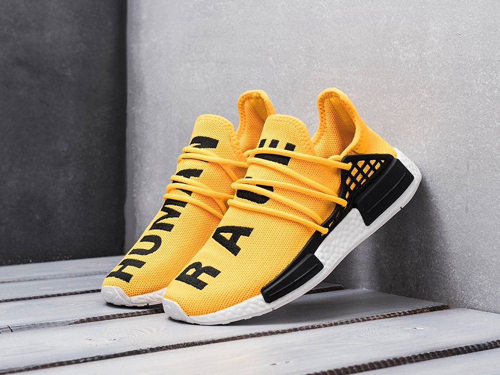 Кроссовки Adidas Nmd x Pharrell Williams (11336)