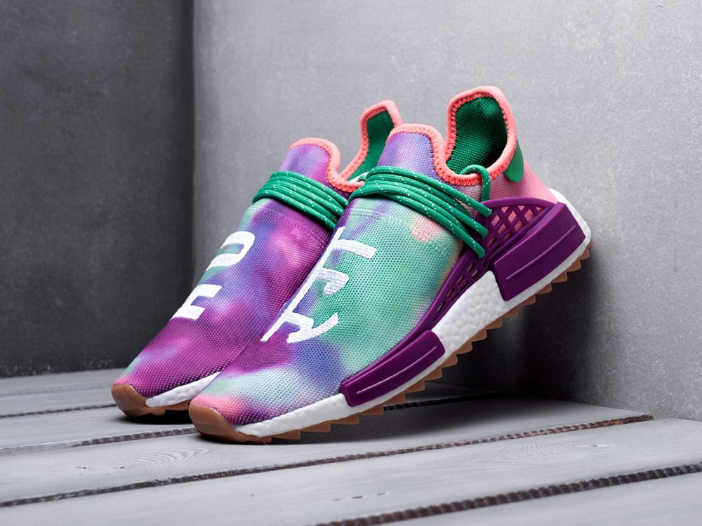 Кроссовки Adidas Nmd x Pharrell Williams (11491)