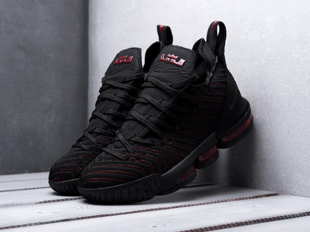 Кроссовки Nike Lebron XVI (11620)
