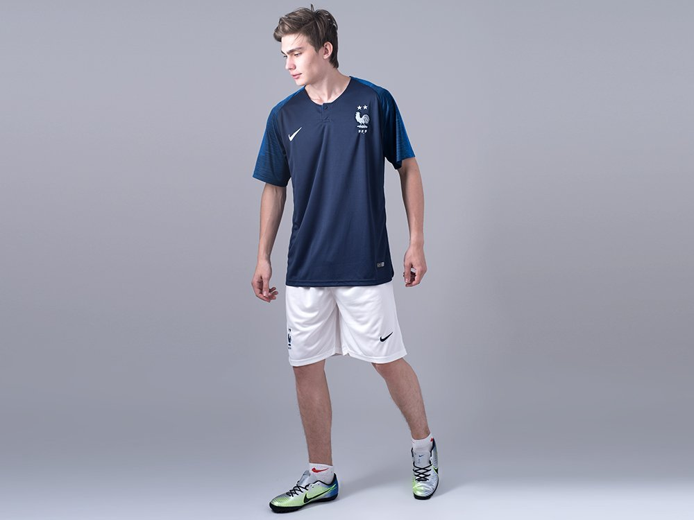 Футбольная форма Nike сборная Франции (11673)