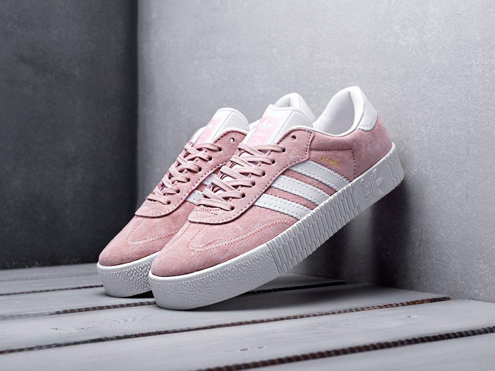 Кроссовки Adidas Samba Rose / 11767