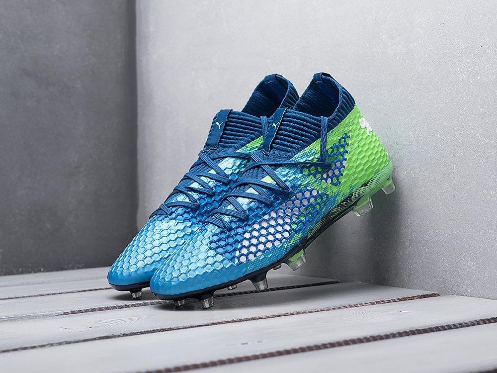 Футбольная обувь Puma Future 18.1 FG / 11924