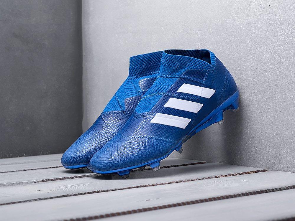 Футбольная обувь Adidas Nemeziz 18+ FG / 11926