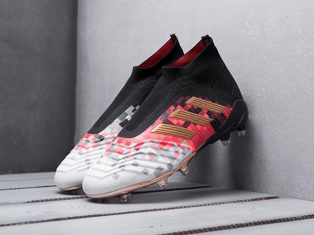 Футбольная обувь Adidas Predator 18+ Telstar FG / 11944