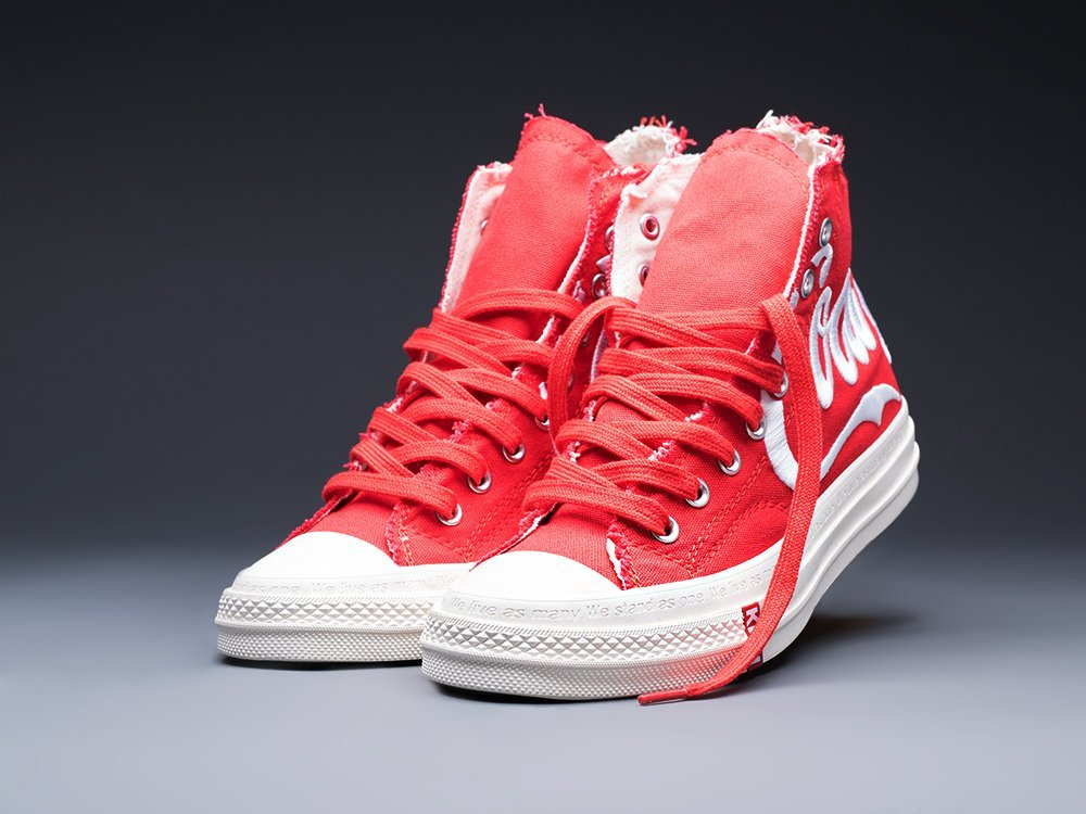Кеды KITH x Coke x Converse Chuck Taylor Collection / 12030