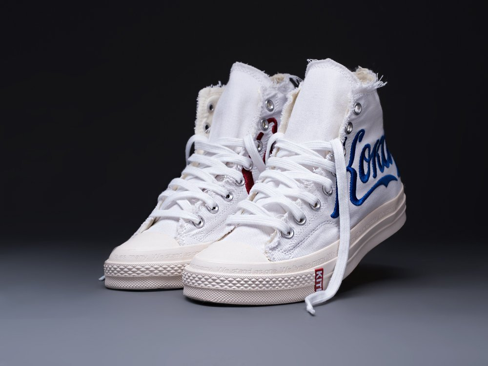Кеды KITH x Coke x Converse Chuck Taylor Collection / 12031