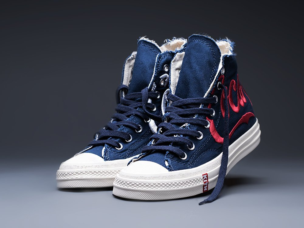 Кеды KITH x Coke x Converse Chuck Taylor Collection / 12034
