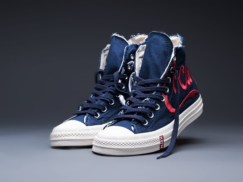 Кеды KITH x Coke x Converse Chuck Taylor Collection / 12035