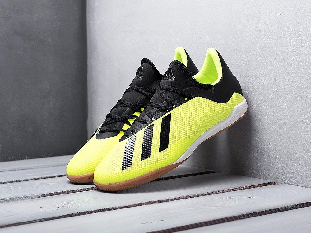 Футбольная обувь Adidas X Tango 18,3 IN (12042)
