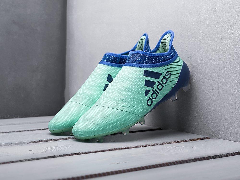 Футбольная обувь Adidas X 17+ Purespeed FG (12047)