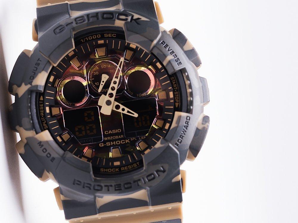 Часы Casio G-Shock GA-100 / 12126