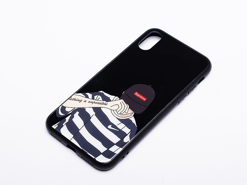 Чехол для iPhone Х / 12245