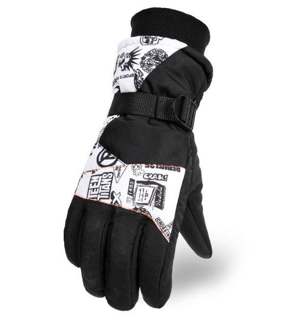 Горнолыжные перчатки Teen Titans / 12265