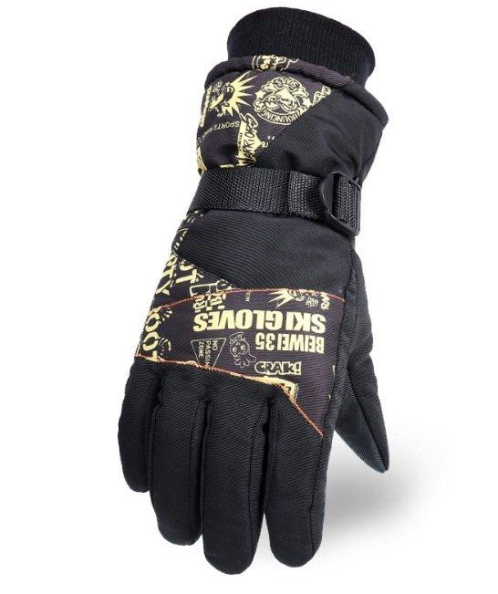 Горнолыжные перчатки Teen Titans / 12266