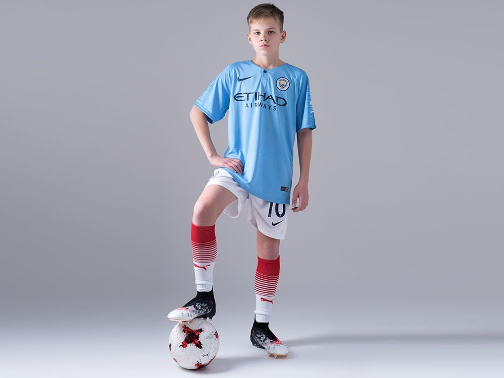 Футбольная форма Nike FC Man City / 12362