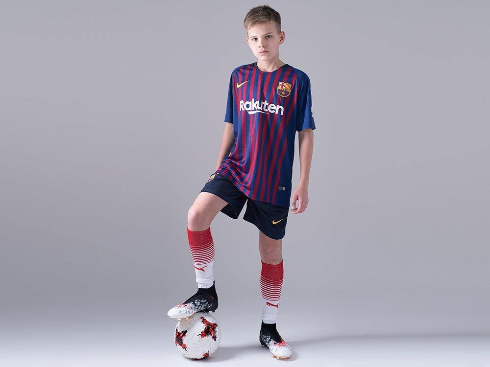 Футбольная форма Nike FC Barcelona / 12363