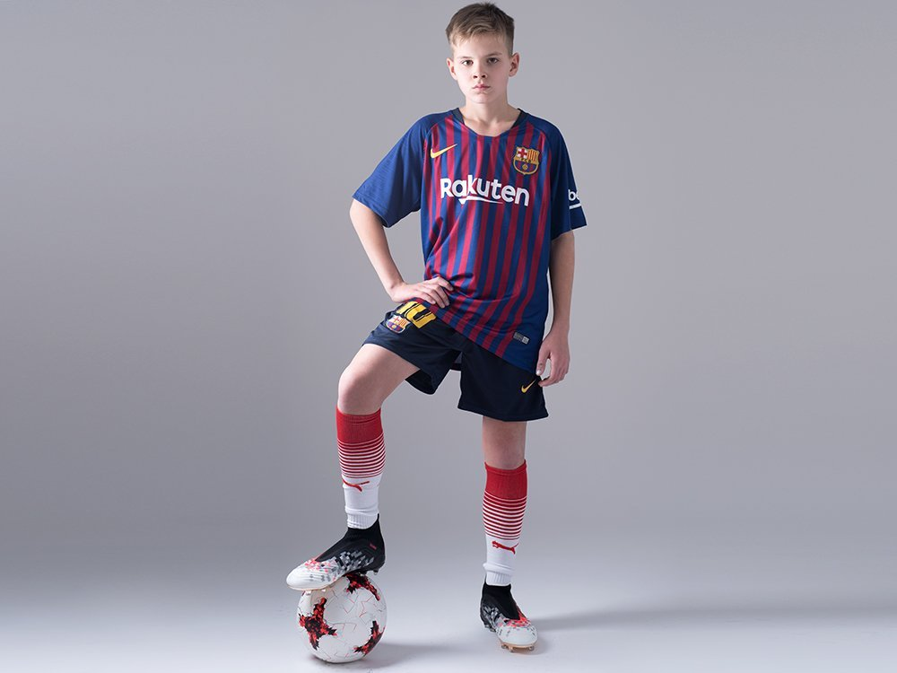 Футбольная форма Nike FC Barcelona / 12364