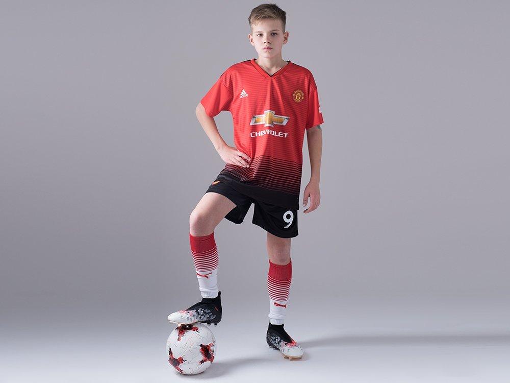 Футбольная форма Adidas FC Man Unt (12366)