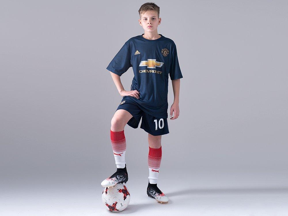 Футбольная форма Adidas FC Man Unt (12367)