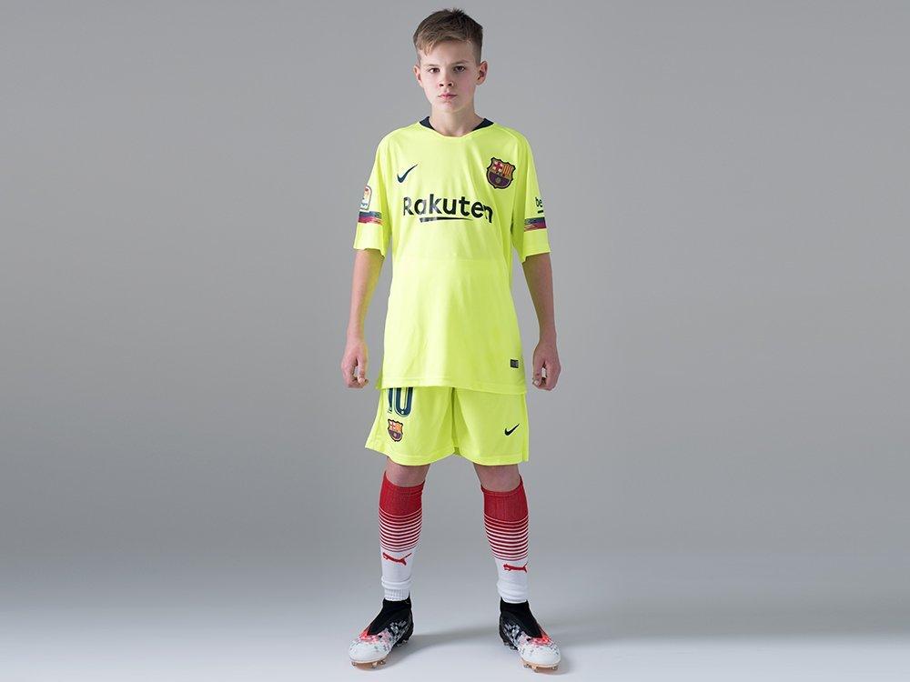 Футбольная форма Nike FC Barcelona / 12374