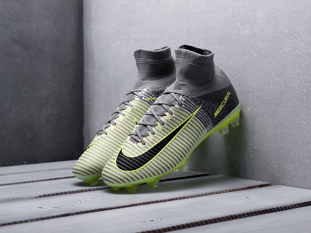 Футбольная обувь Nike Mercurial Superfly V FG / 12755