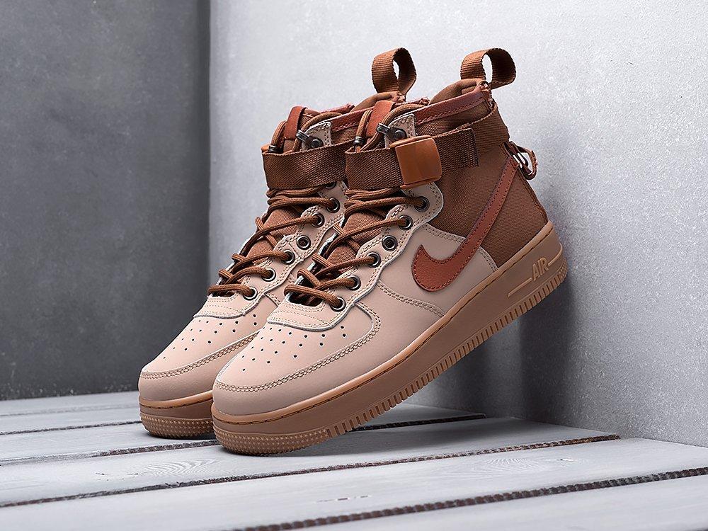 Кроссовки Nike SF Air Force 1 Mid (12867)