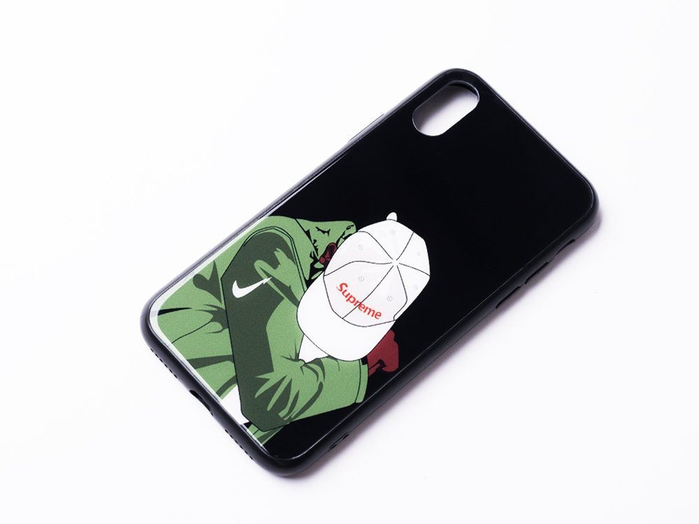 Чехол для iPhone Х / 12890