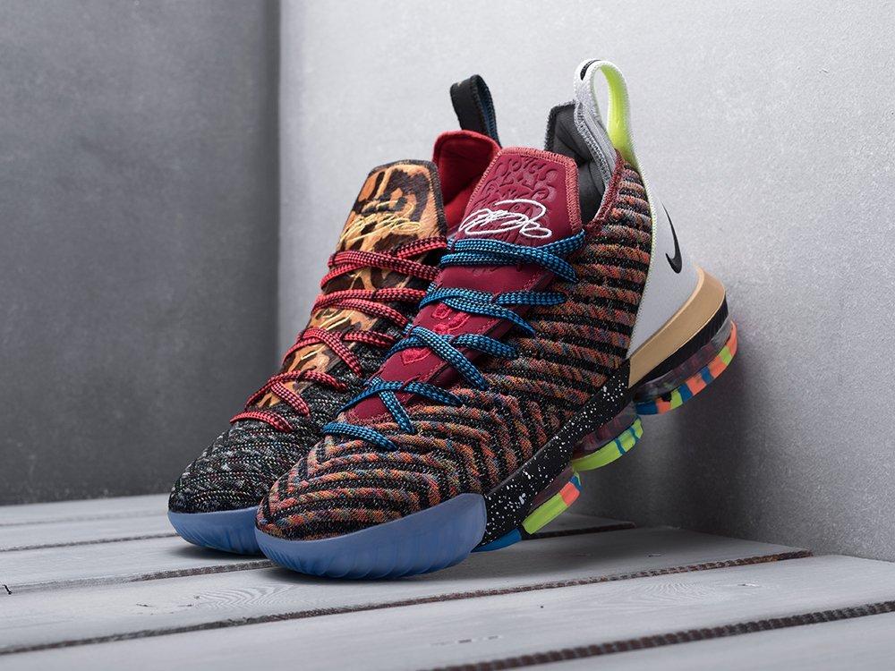 Кроссовки Nike Lebron XVI (13099)