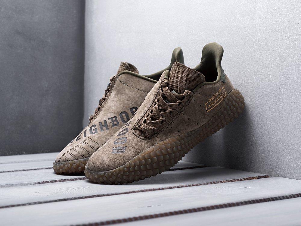 Кроссовки Adidas x NEIGHBORHOOD Kamanda (13302)