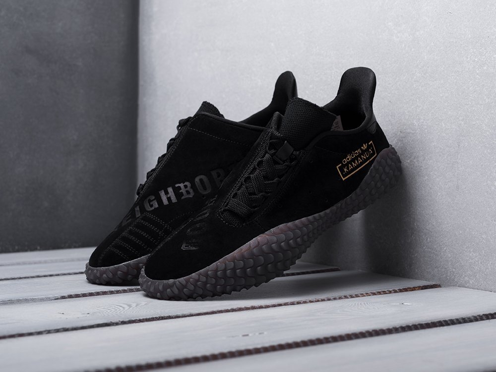 Кроссовки Adidas x NEIGHBORHOOD Kamanda (13303)