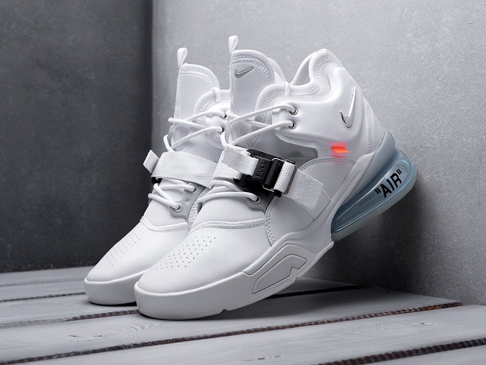 Кроссовки Nike Air Force 270 x OFF-White (13304)
