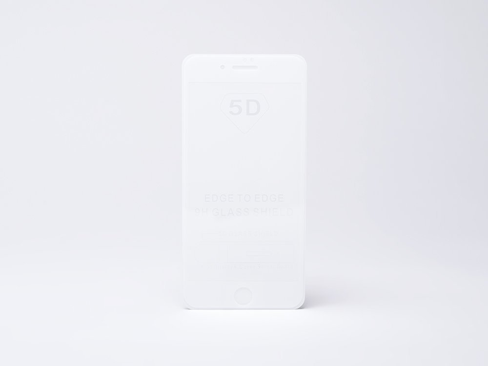 Защитное стекло для iPhone 7+/8+ / 13342