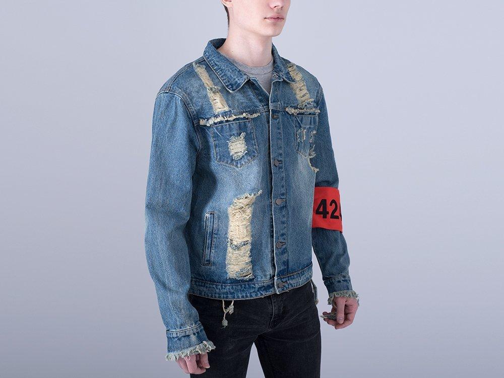 Куртка джинсовая 424 (13489)