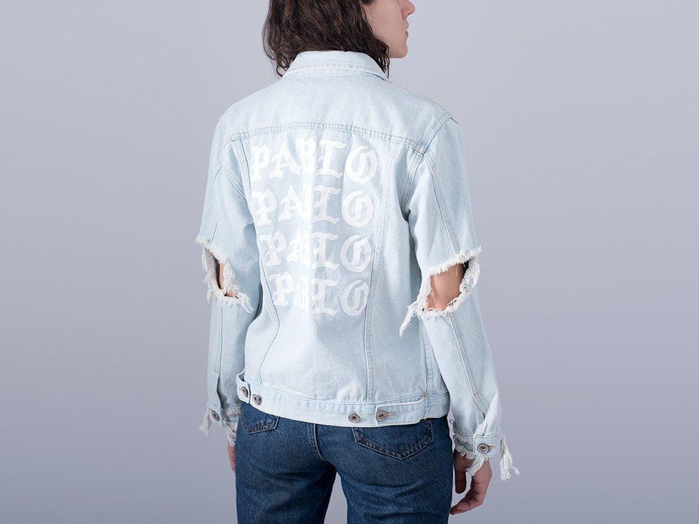 Куртка джинсовая (13490)