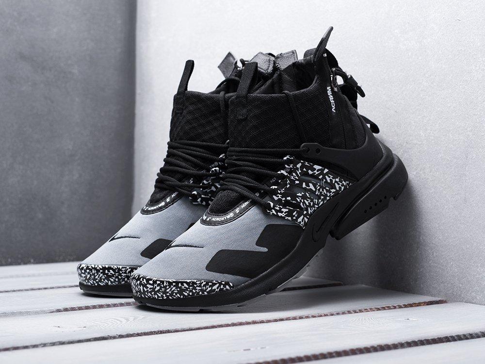 Кроссовки Nike Air Presto Mid Acronym (13770)