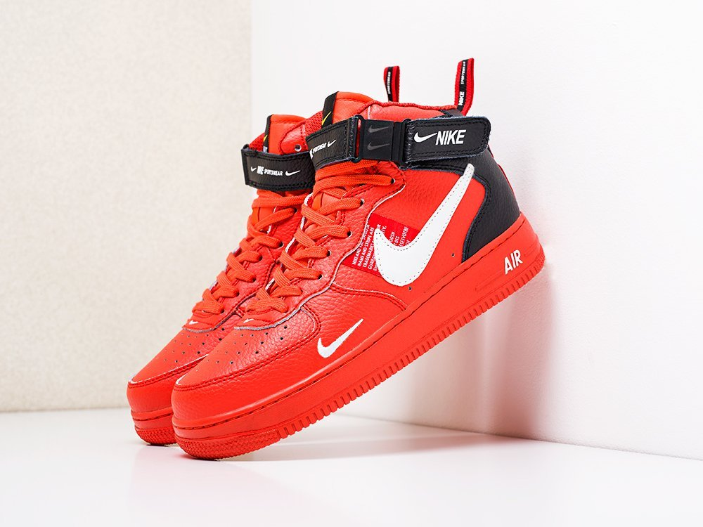 Кроссовки Nike Air Force 1 07 Mid LV8 (13831)